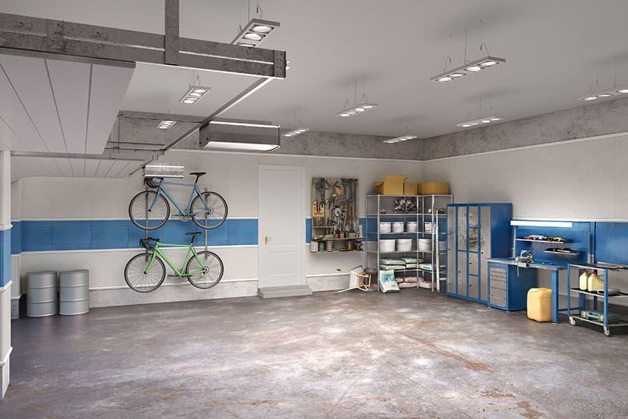 Normativa contra incendios en garajes y trasteros